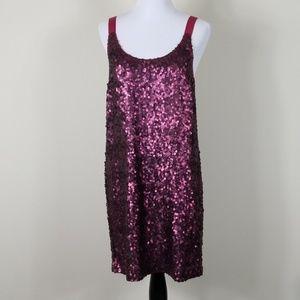 Theory Allegra Sequin Dress